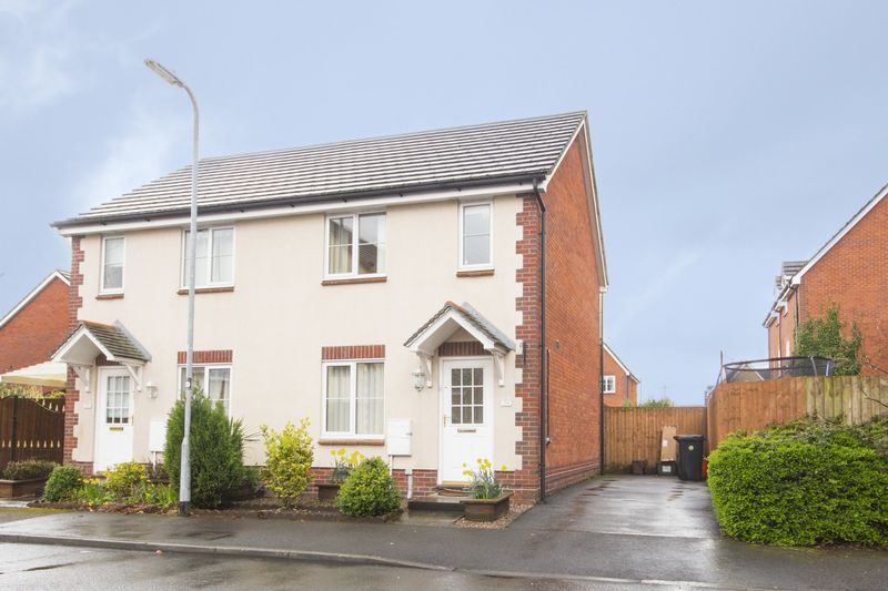 2 Bedrooms Semi Detached House for sale in White Avenue, Newport
