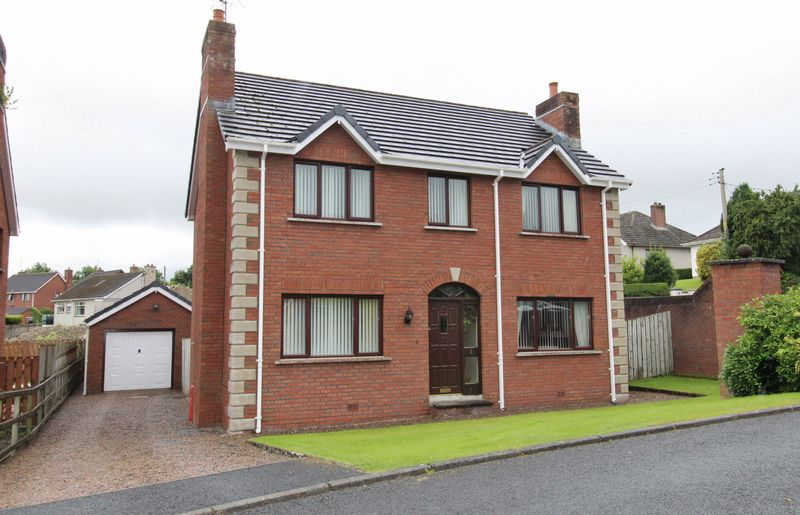 3 Bedrooms Detached House for sale in 2 Otter Wood, Dromore