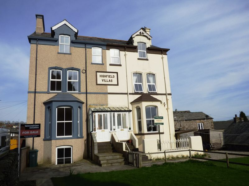 5 Bedrooms Semi Detached House for sale in Highfield Villas, Sedbergh