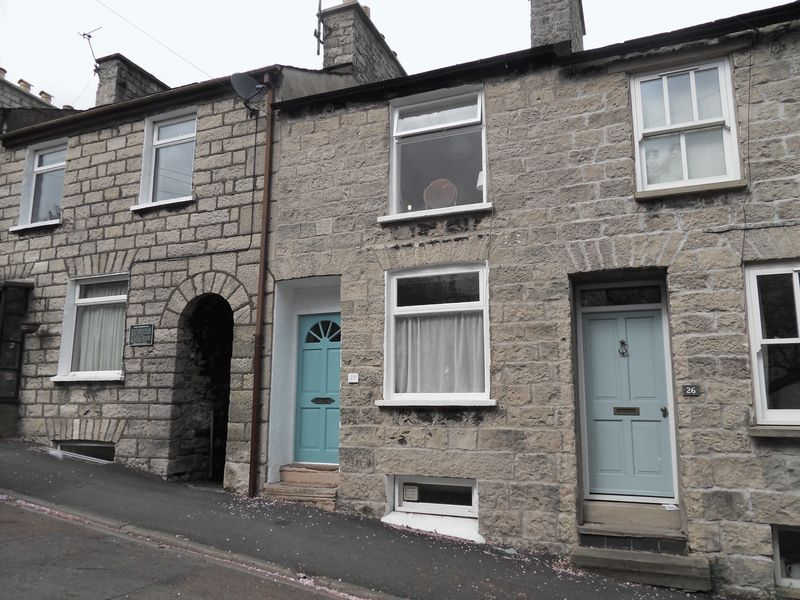 2 Bedrooms Terraced House for sale in Caroline Street, Kendal