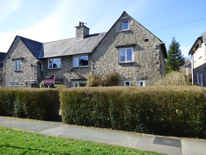 4 Bedrooms Semi Detached House for sale in Castle Grove, Kendal