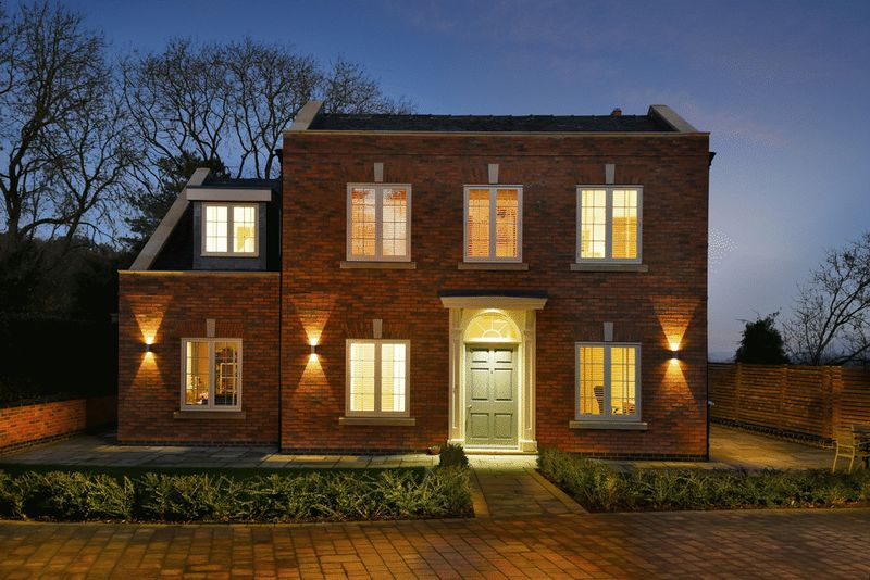 5 Bedrooms Detached House for sale in Gumley, Market Harborough