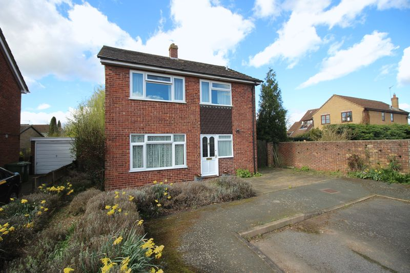3 Bedrooms Detached House for sale in Ford End, Alconbury, Huntingdon, Cambridgeshire.