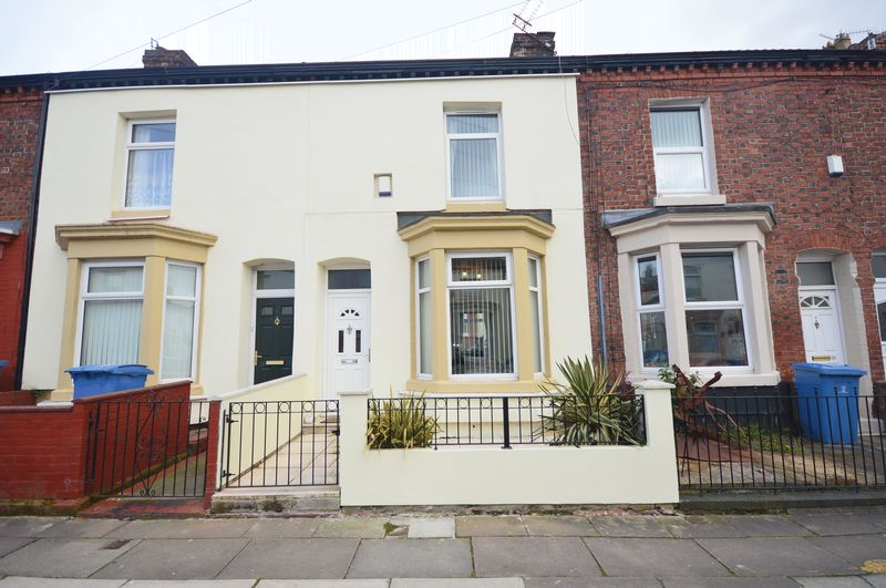 3 Bedrooms Terraced House for sale in Isaac Street, Toxteth