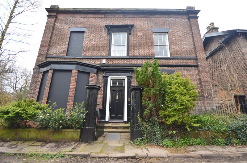 6 Bedrooms Detached House for sale in Hadassah Grove, Aigburth