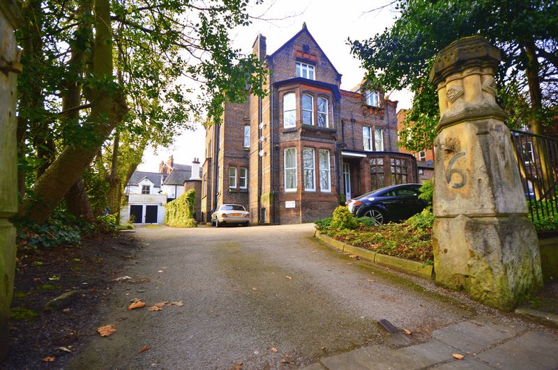 2 Bedrooms Flat for sale in Aigburth Drive, Sefton Park
