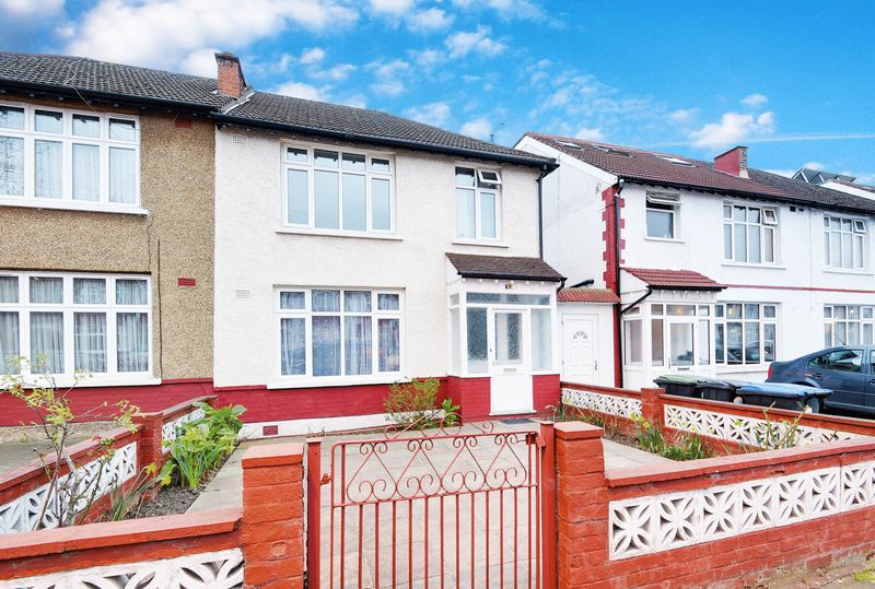 3 Bedrooms Semi Detached House for sale in Upsdell Avenue, Palmers Green