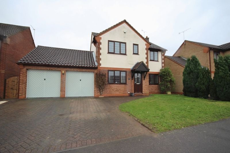 4 Bedrooms Detached House for sale in SILVERBURN DRIVE, OAKWOOD