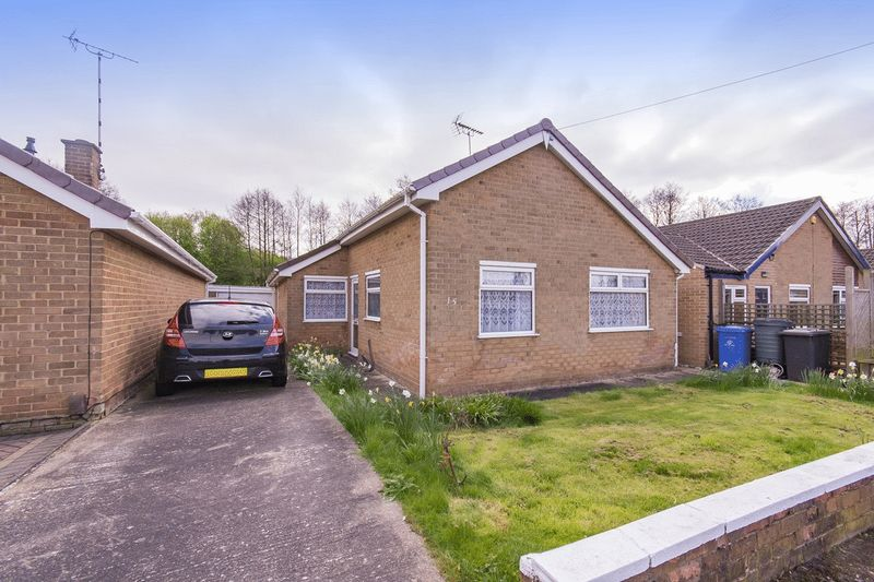 3 Bedrooms Detached Bungalow for sale in OAKRIDGE, CHADDESDEN