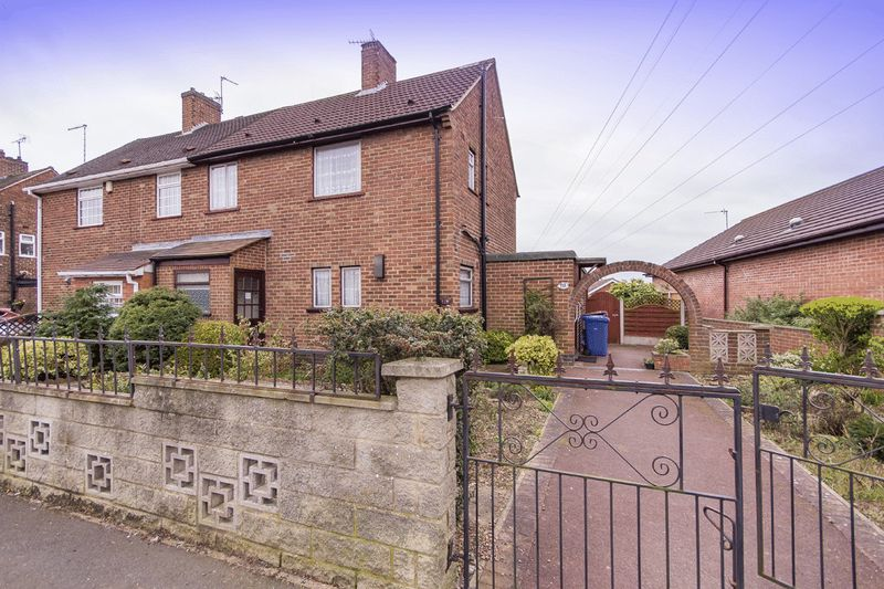 3 Bedrooms Semi Detached House for sale in BORROWFIELD ROAD, SPONDON