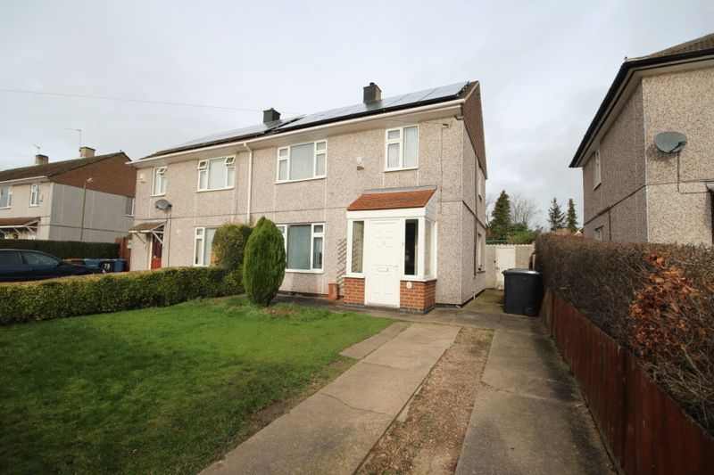 3 Bedrooms Semi Detached House for sale in WINSTER ROAD, CHADDESDEN