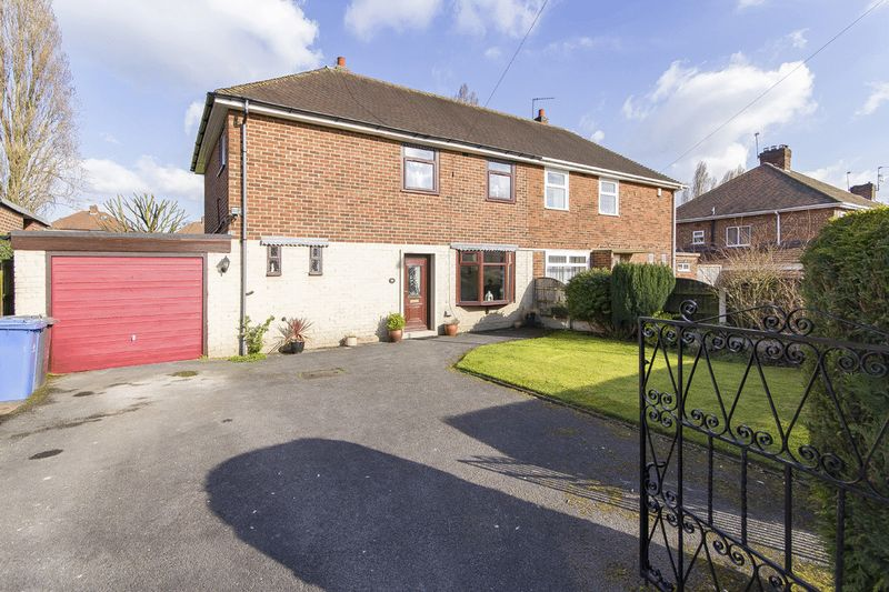 3 Bedrooms Semi Detached House for sale in WOLLATON ROAD, CHADDESDEN