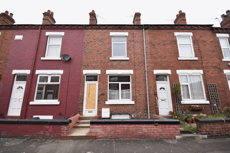 2 Bedrooms Terraced House for sale in Hudswell Street, Wakefield
