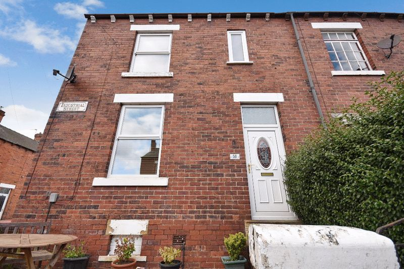 2 Bedrooms Terraced House for sale in Industrial Street, Horbury