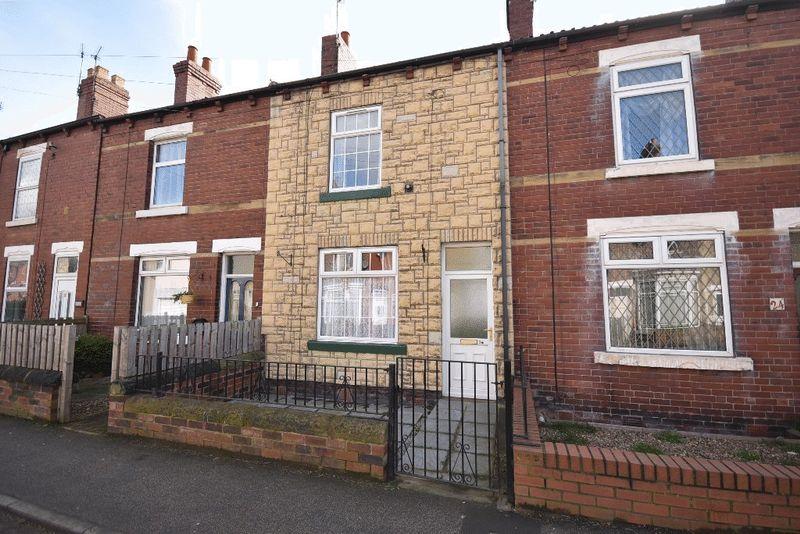 2 Bedrooms Terraced House for sale in Slack Lane, Crofton