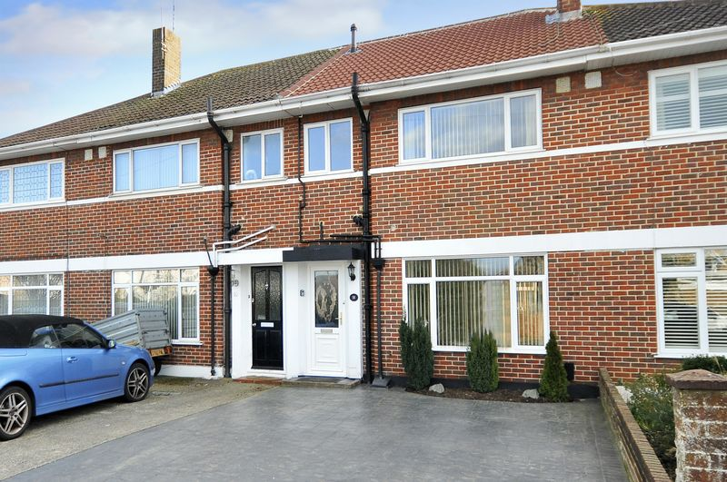 3 Bedrooms Terraced House for sale in Guildford Road, Worthing