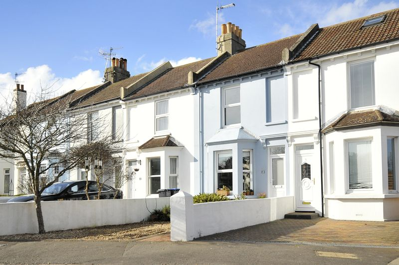 3 Bedrooms Terraced House for sale in Northcourt Road, Worthing