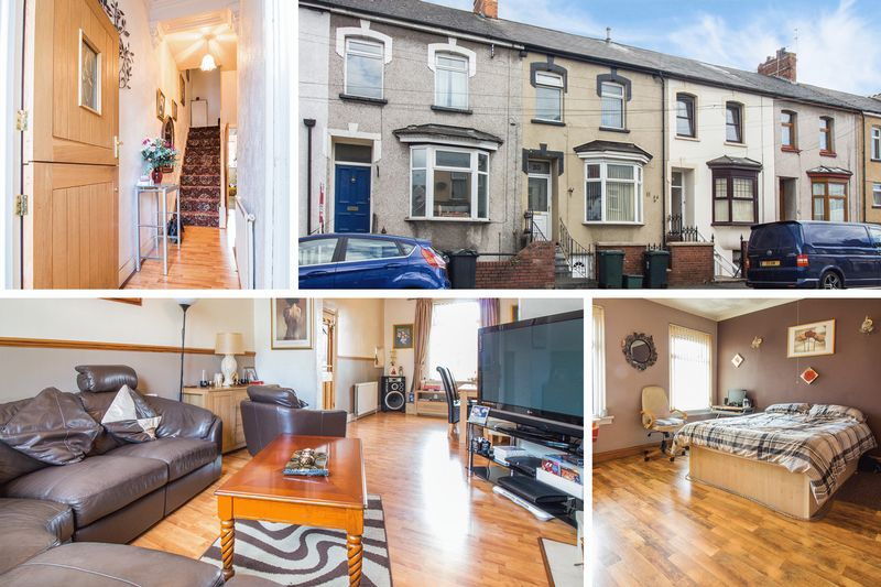Property for sale in Church Road, Newport