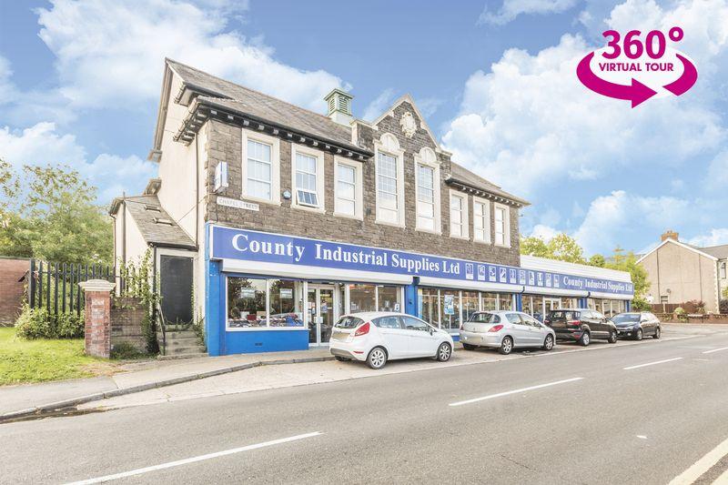 Chapel Street Pontnewydd