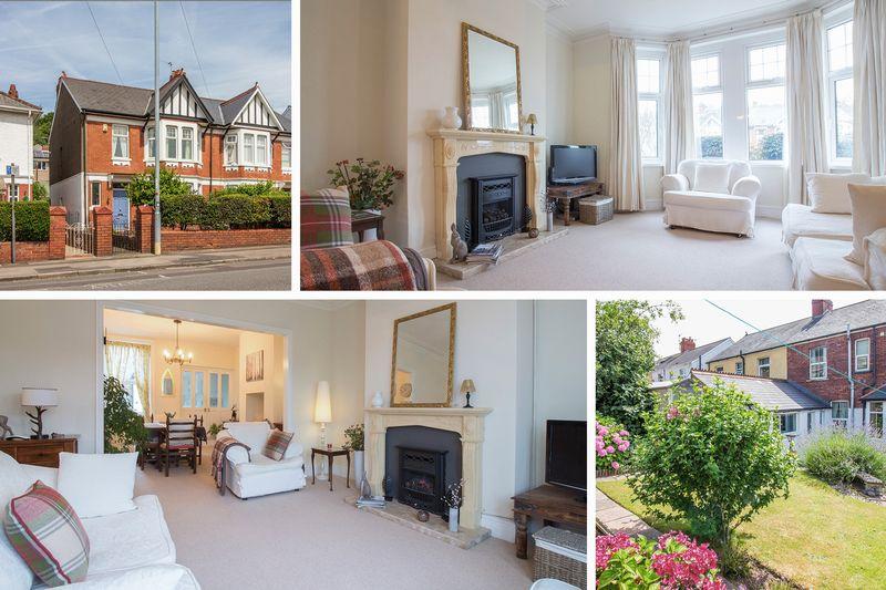 4 Bedrooms Property for sale in Chepstow Road, Newport