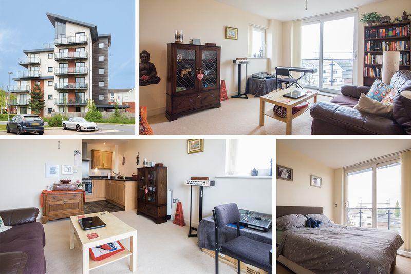 1 Bedroom Property for sale in Penner Court, Ariel Close, Newport