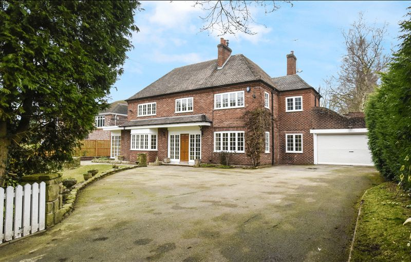 5 Bedrooms Detached House for sale in 'Rickerby House' Hampton Grove, Dunsley