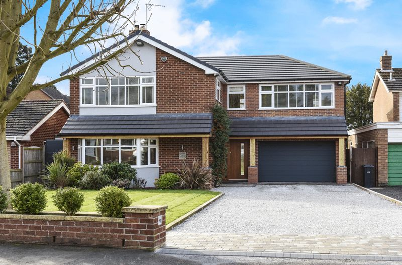 5 Bedrooms Detached House for sale in 'Green Oaks' Greenroyde, Pedmore, Stourbridge