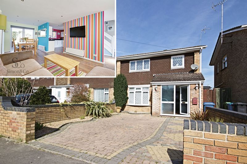 3 Bedrooms Semi Detached House for sale in Egmont Road, Poole
