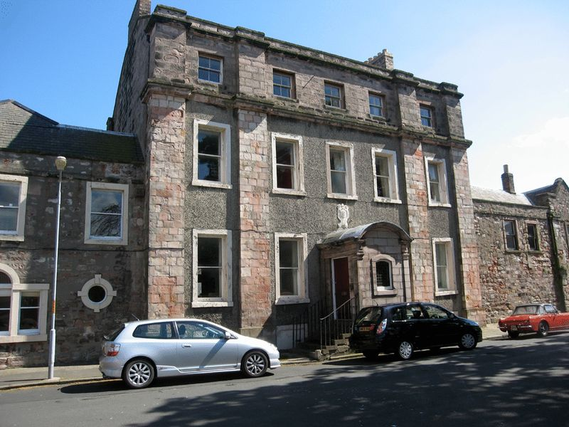 Palace Green, Berwick-Upon-Tweed, TD15