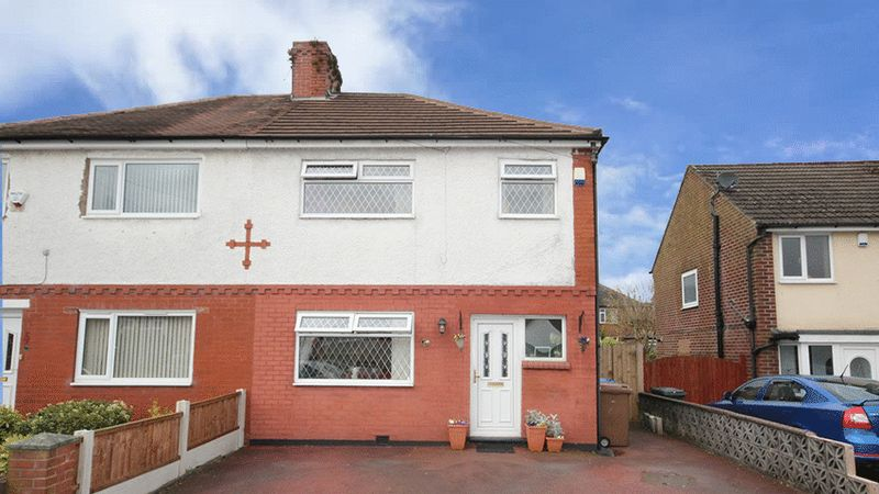 3 Bedrooms Semi Detached House for sale in Farmway, Alkrington, Middleton, Manchester M24 2DL