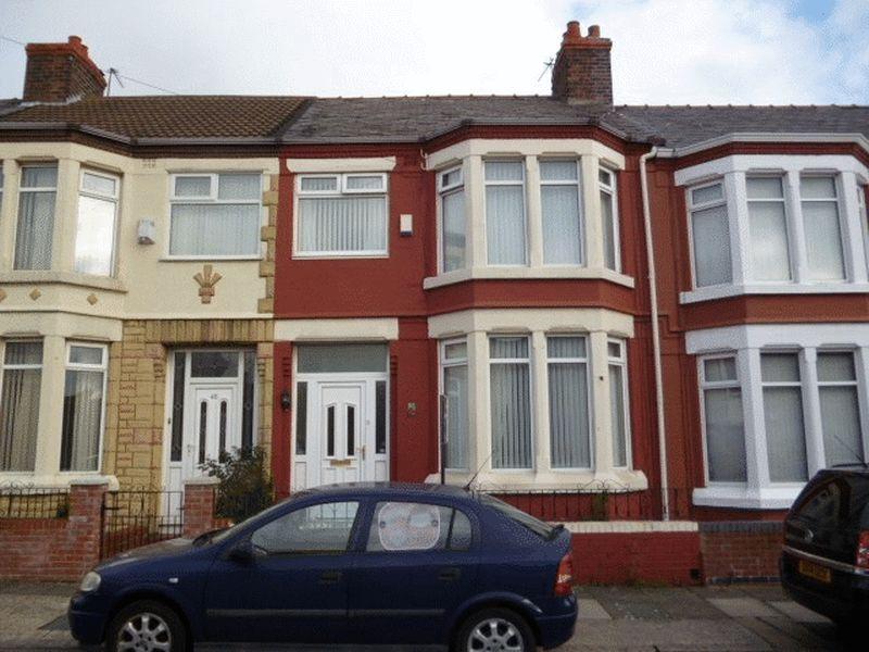 Harradon Road, Liverpool L9