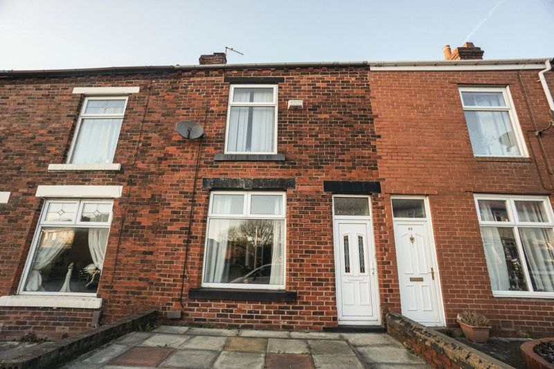 2 Bedrooms Terraced House for sale in Mason Street, Horwich