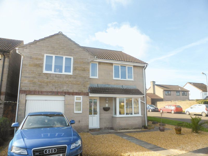 5 Bedrooms Detached House for sale in Hyatt Place, Shepton Mallet