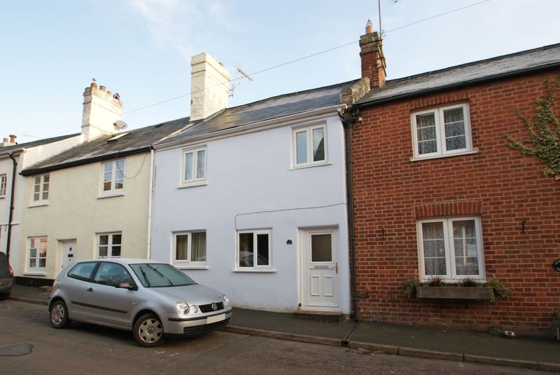 2 Bedrooms Terraced House for sale in Lovely, extended 2 bedroom cottage in this super village