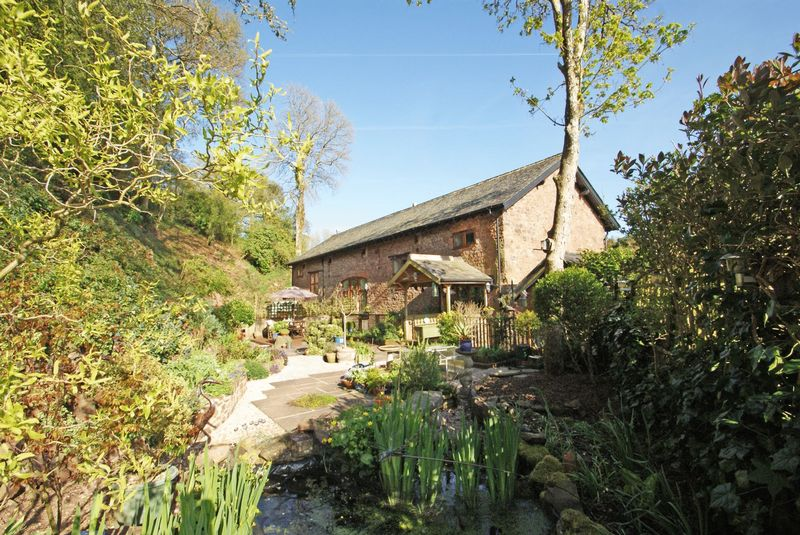 Wonderful Barn Conversion With Orchard A...