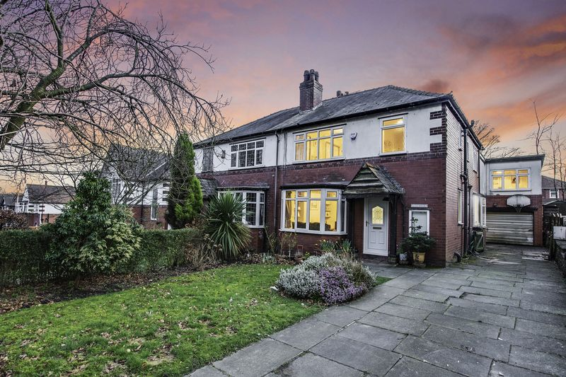 4 Bedrooms Semi Detached House for sale in Smithills Dean Road, Bolton