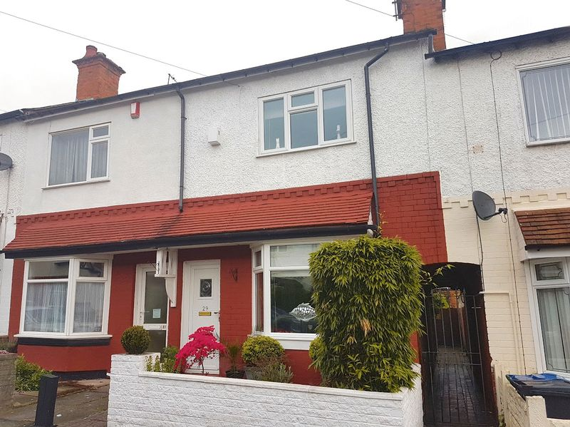 2 Bedrooms Terraced House for sale in Richmond Rd, Bearwood - Beautiful two bedroom terraced
