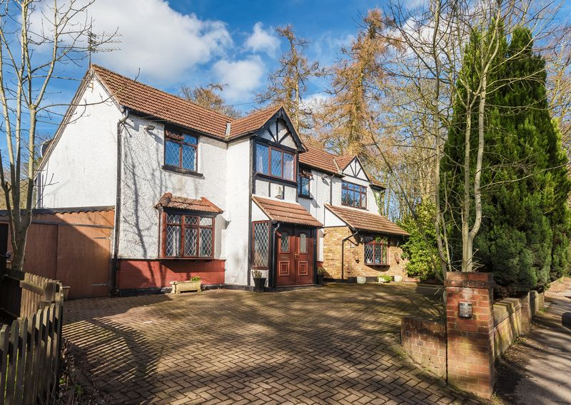 5 Bedrooms Detached House for sale in Rickmansworth Lane, Chalfont St Peter