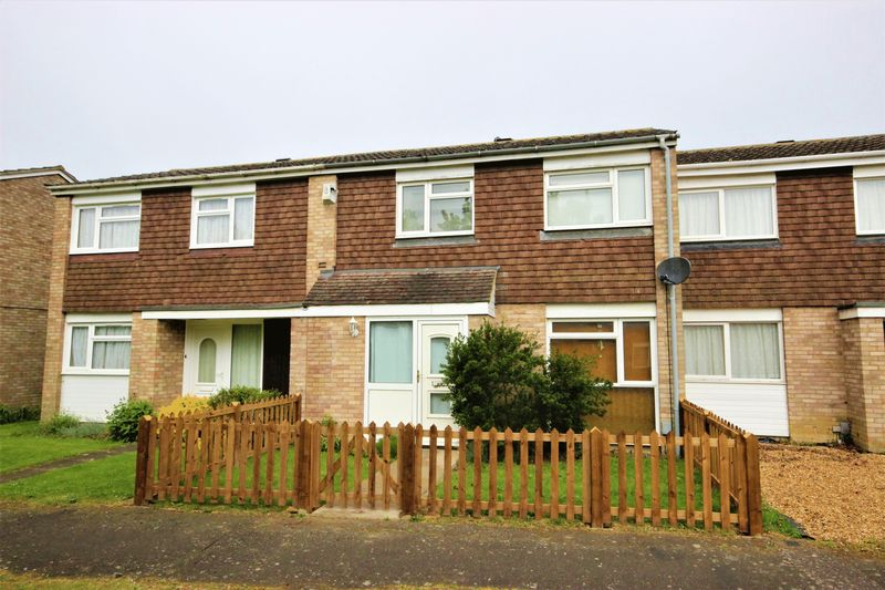 2 Bedrooms Terraced House for sale in Atholl Walk, Putnoe, Bedford