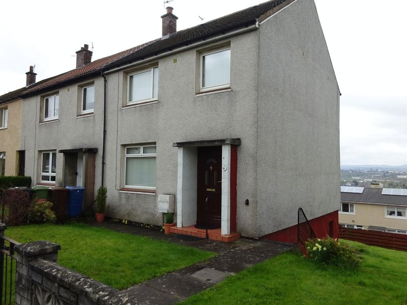 3 Bedrooms Terraced House for sale in Langlands Terrace, Dumbarton