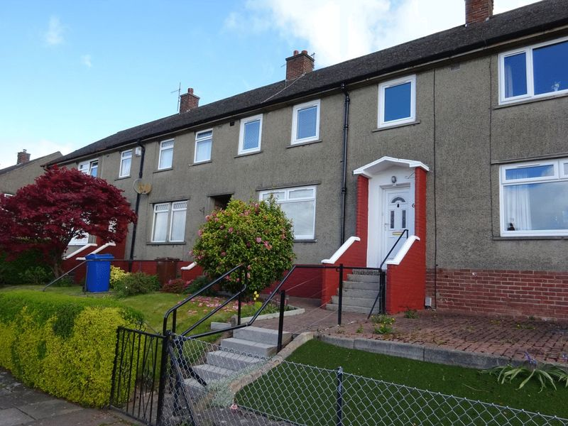3 Bedrooms Terraced House for sale in Carman View, Dumbarton