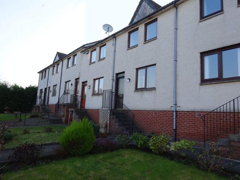 2 Bedrooms Terraced House for sale in Braeside Drive, Dumbarton