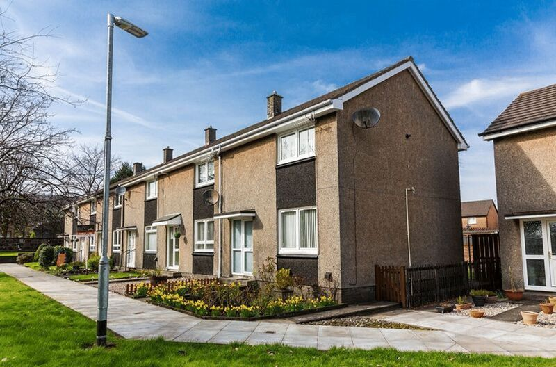 2 Bedrooms Terraced House for sale in St. Andrews Lane, Alexandria