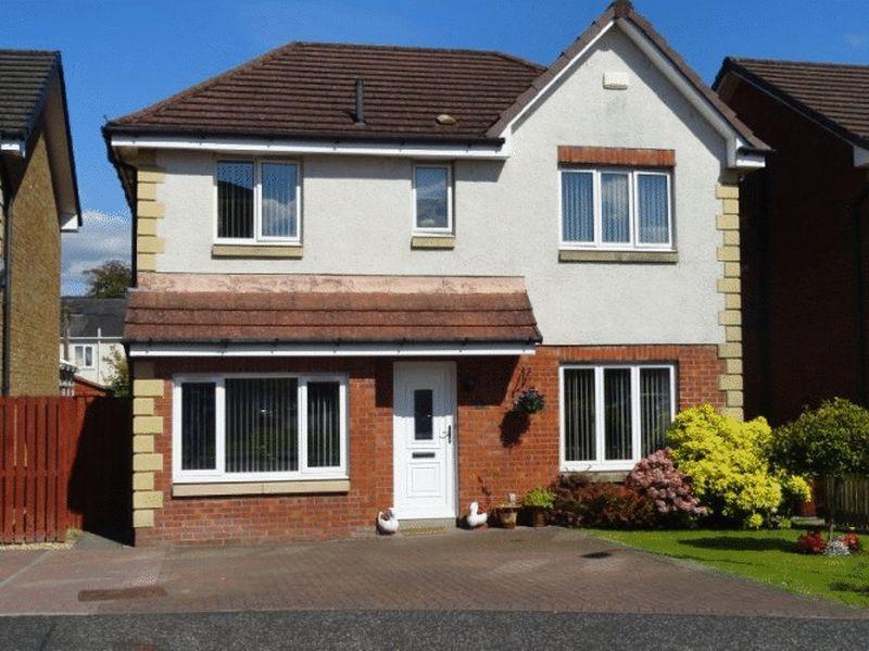 4 Bedrooms Detached House for sale in Miller Street, Dumbarton