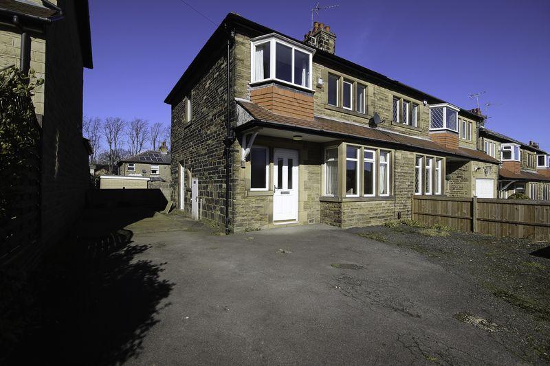 3 Bedrooms Semi Detached House for sale in Crestfield Avenue, Elland