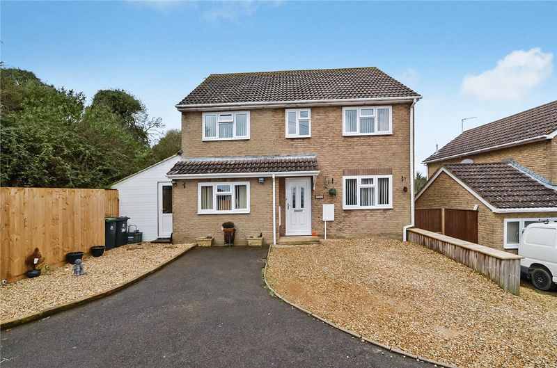 5 Bedrooms Detached House for sale in The Finches, Broadwey