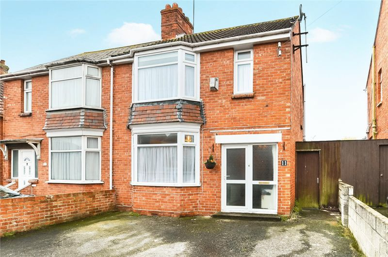 4 Bedrooms Semi Detached House for sale in Wardcliffe Road, Weymouth