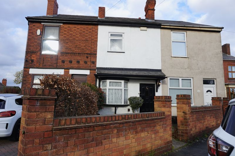 2 Bedrooms Terraced House for sale in Birmingham Street, Wednesbury