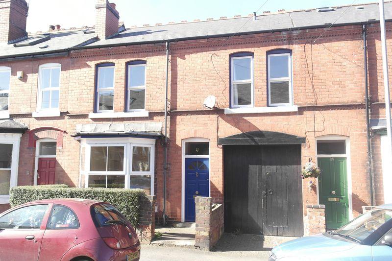 3 Bedrooms Terraced House for sale in Bernard Street, Walsall
