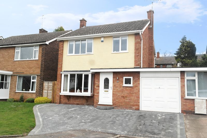 3 Bedrooms Detached House for sale in Buchanan Close, Walsall